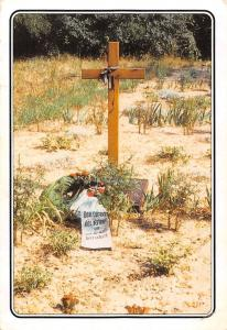 Poland Gemeinschaftsgrab Deutscher Soldaten in Polen Cross Croix