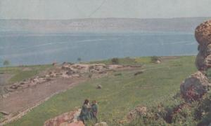 Magdala Israel Postcard