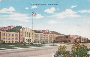 Utah Ogden The High School sk2632