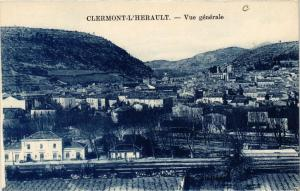 CPA Clermont-L'Herault Vue generale (686584)
