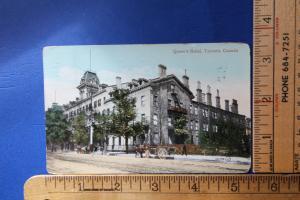 Queen's Hotel Royal York Hotel Sword's Hotel Revere House Confederate hotel U.S.