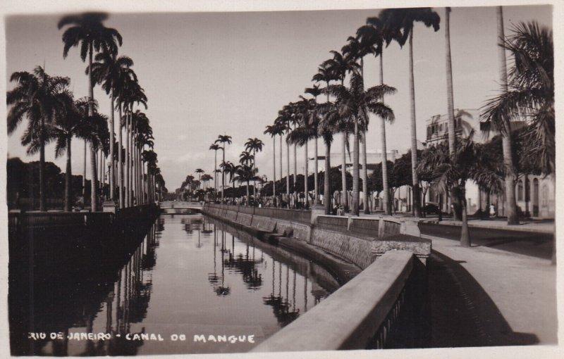 RP; RIO DE JANEIRO, Brazil, 1920-1940s; Canal Do Mangue