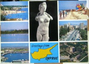 Cyprus Greetings from Multi-view - posted 1996