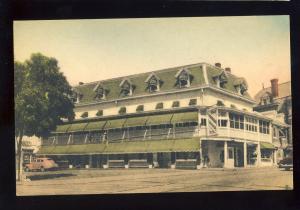 Doylestown, Pennsylvania/PA/Penn Postcard, The Fountain House, Main & State St