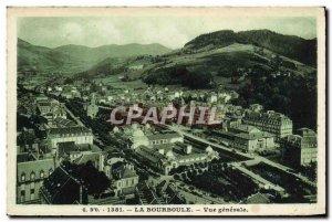 Old Postcard La Bourboule Vue Generale