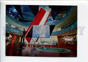 3128839 EXPO-70 Exposition 1970 Soviet Pavilion SPACE old pc