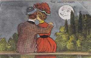 Comic: The Honeymoon , PU-1907