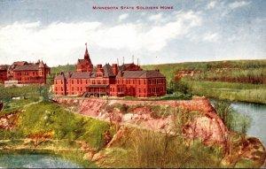 Minnesota Minneapolis Minnesota State Soldiers Home