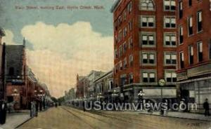 Main St. Battle Creek MI Unused