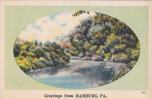 Greetings From Hamburg Pennsylvania