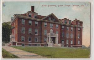 Girls Dormitory, Bates College, Lewiston ME