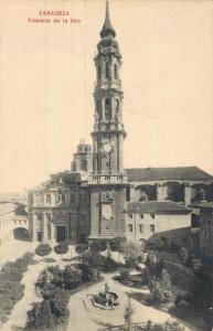 Spain Zaragoza Catedral de la Seo 02.13