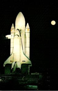 Florida John F Kennedy Space Center Space Shuttle Enterprise