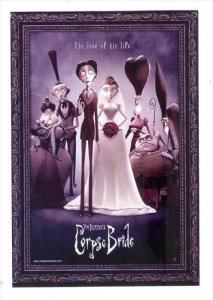 ADV: Animated Movie  CORPSE BRIDE , Tim Burton, 2006   #5