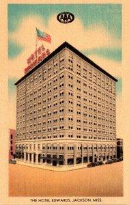 Mississippi Jackson Hotel Edwards