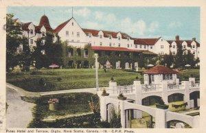 DIGBY, Nova Scotia, Canada, PU-1955; Pines Hotel & Terrace