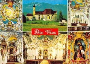 GG7929 wallfahrtskirche wies oberbayern    germany