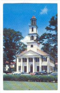 Exterior, First Presbyterian Church, First Presbyterian Church, New Bern, Nor...