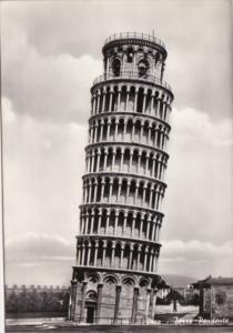 Italy Pisa Torre Pendente