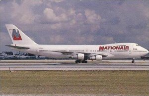 NATIONAIR BOEING 747-230B