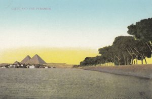 GIZEH , Egypt , 00-10s ; The Pyramids