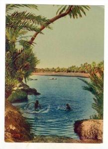 L´Afrique   La Riviere, kids swimming, 30-40s