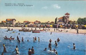 PALERMO , Italy , 00-10s : Mondello Lido
