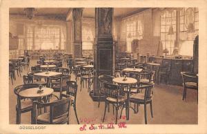 Duesseldorf Cafe Industrie Coffee Shop Interior