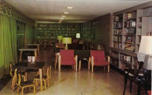 BIRMINGHAM , Alabama , 50-60s ; Motel Birmingham , Library