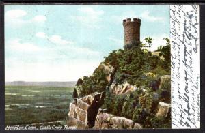 Castle Craig Tower,Meriden,CT BIN
