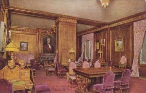 Illinois Chicago Hotel La Salle The Writing Room