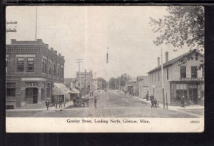Greeley Street,Looking North,Glencoe,MN