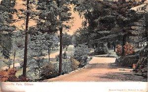 Rockliffe Park Ottawa Postal Used Unknown