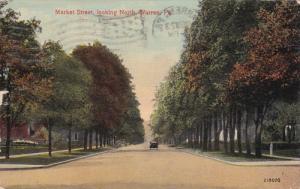Market Street , WARREN, Pennsylvania , PU-1914