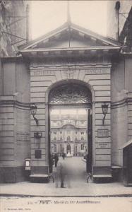 PARIS, France, 1900-1910's; Mairie Du IX Arrondissement