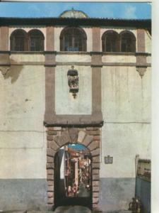 Postal 008335: Arco de San Sebastian en Setubal, Portugal