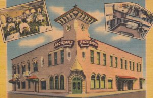TAMPA , Florida, 1930-40s ; Las Novedades Spanish Restaurant