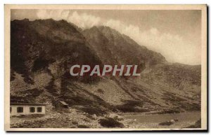 Old Postcard Tatra