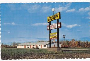Eastway Motel, Roblin, Manitoba, Canada, 40s-60s