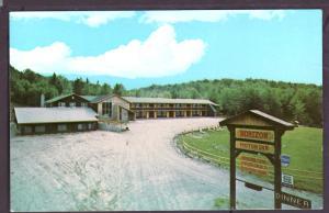 Horizon Motor Inn Wilmington VT Post Card PC2311