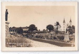 RPPC, Martyrs Shrine, Midland Ont