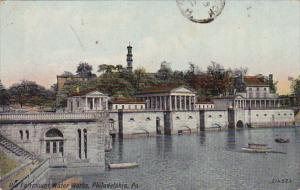 Old Fairmount Water Works, PHILADELPHIA, Pennsylvania, PU-1912