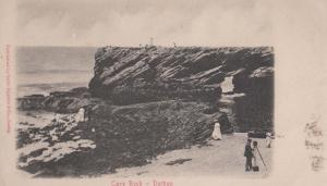 Cave Rock Durban South Africa Postcard