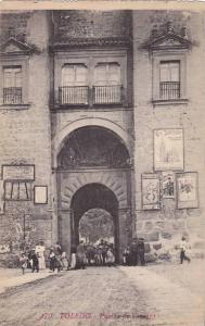 Toledo, Spain, 00-10s ; Puerta de Visagra