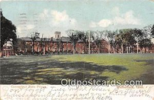 Connecticut State Prison Wetherfield, Conn USA Prison 1906