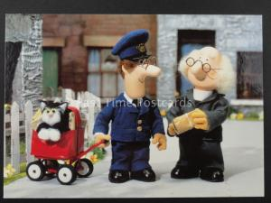 Postman Pat POSTMAN PAT & THE REVEREND TIMMS c1990's by Judges