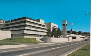 City Hall , St John's , Newfoundland , Canada , 50-60s