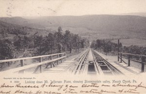 MAUCH CHUNK , Pennsylvania, 1905 ; Mt Jefferson Plane