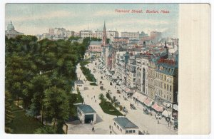 Boston, Mass, Tremont Street
