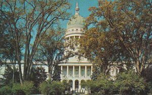 Maine Augusta The State House At Augusta